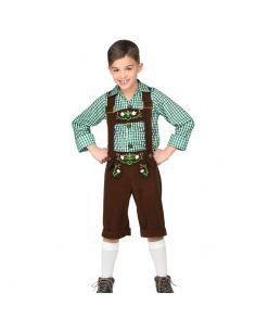 Disfraz de Bávaro Oktoberfest Niño Tienda de disfraces online - venta disfraces