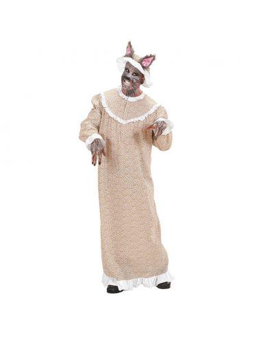 Disfraz de Abuela Lobo para Adulto Tienda de disfraces online - venta disfraces