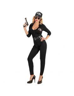 Disfraz de Agente del FBI para Mujer Tienda de disfraces online - venta disfraces