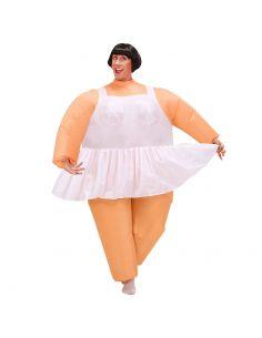 Disfraz de Bailarina Hinchable para Mujer Tienda de disfraces online - venta disfraces