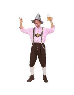 Disfraz de Bávaro Oktoberfest para Hombre Tienda de disfraces online - venta disfraces