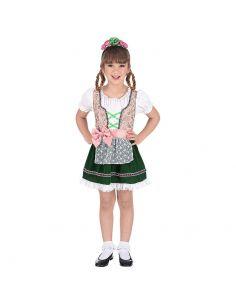 Disfraz de Bávara Oktoberfest para Niña Tienda de disfraces online - venta disfraces