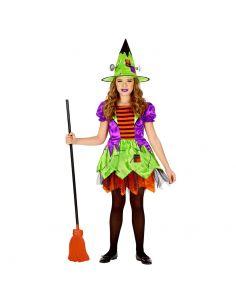 Disfraz de Bruja Malvada para Niña Tienda de disfraces online - venta disfraces