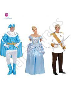 Disfraces grupos príncipes y princesas Tienda de disfraces online - venta disfraces
