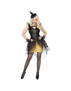 Disfraz de Bruja Brillo de Luna para Mujer Tienda de disfraces online - venta disfraces