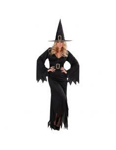 Disfraz de Bruja Elegante para Mujer Tienda de disfraces online - venta disfraces