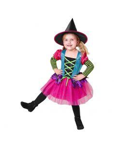 Disfraz Bruja de Halloween para Bebé Tienda de disfraces online - venta disfraces