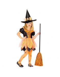 Disfraz de Bruja Halloween Niña Tienda de disfraces online - venta disfraces