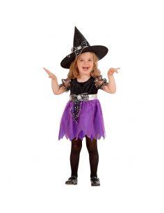 Disfraz de Bruja Halloween Bebé Tienda de disfraces online - venta disfraces