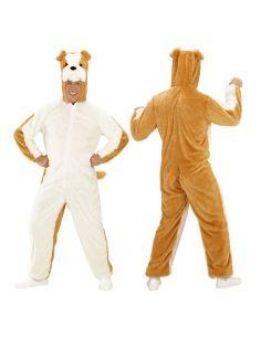 Disfraz de Peluche Bullgdog para Adulto Tienda de disfraces online - venta disfraces