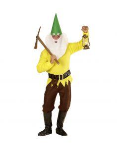 Disfraz Enanito Amarillo adulto Tienda de disfraces online - venta disfraces