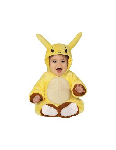 Disfraz de Chinchilla Eléctrica para Bebé Tienda de disfraces online - venta disfraces