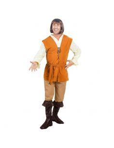 Disfraz de Campesino Medieval para Hombre Tienda de disfraces online - venta disfraces