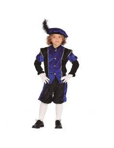 Disfraz Paje azul infantil Tienda de disfraces online - venta disfraces