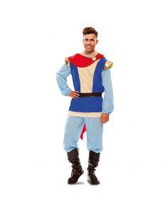 Disfraz Príncipe Azul Adulto