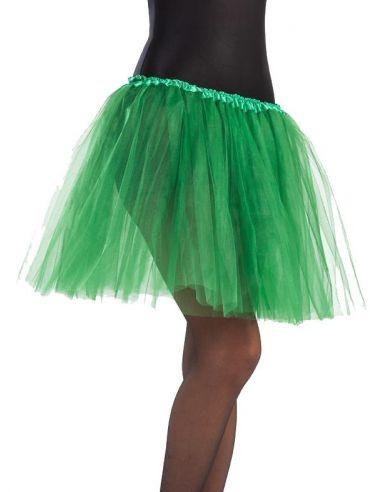 Tutu Verde Tienda de disfraces online - venta disfraces