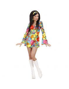 Disfraz Chica Flower Power Talla XL Tienda de disfraces online - venta disfraces