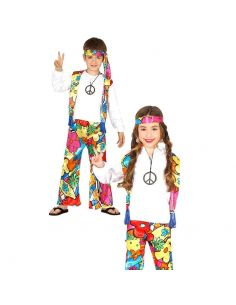 Difraz de Hippie Infantil Tienda de disfraces online - venta disfraces