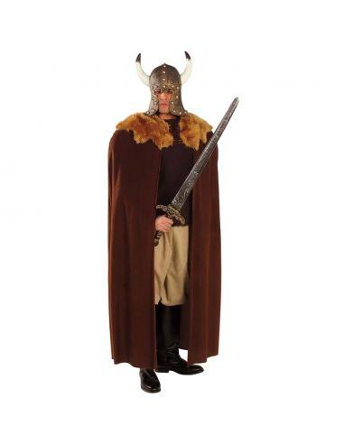 Capa de Vikingo lujo adulto Tienda de disfraces online - venta disfraces