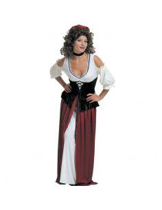 Disfraz de Tabernera Mesonera Tienda de disfraces online - venta disfraces