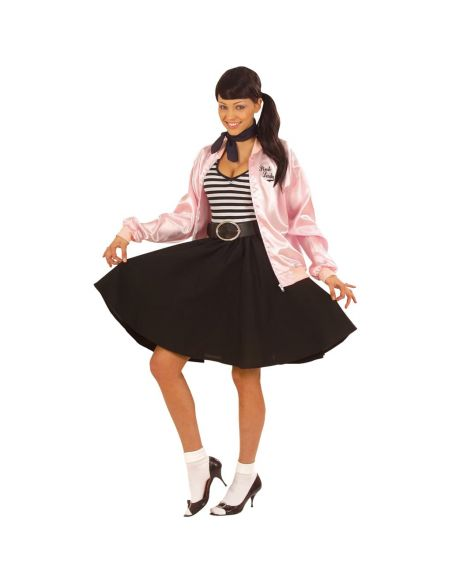 Falda Negra de Rock & Roll Tienda de disfraces online - venta disfraces