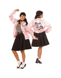 Chaqueta de Pink Ladies Talla XL Tienda de disfraces online - venta disfraces