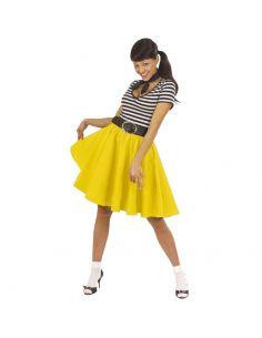 Falda Rock & Roll Tienda de disfraces online - venta disfraces