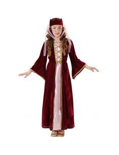 Disfraz de Reina Medieval Infantil Tienda de disfraces online - venta disfraces