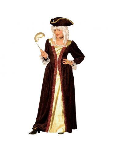 Disfraz de Noble Veneciana Talla XL Tienda de disfraces online - venta disfraces