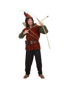 Disfraz de Robín del Bosque Talla XL Tienda de disfraces online - venta disfraces