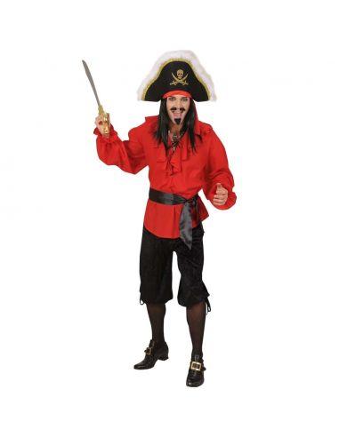 Pantalón Pirata en Negro Tienda de disfraces online - venta disfraces