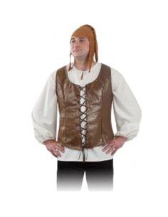 CHALECO MEDIEVAL HOMBRE Tienda de disfraces online - venta disfraces