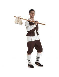 Disfraz Escudero o Campesino Medieval Tienda de disfraces online - venta disfraces
