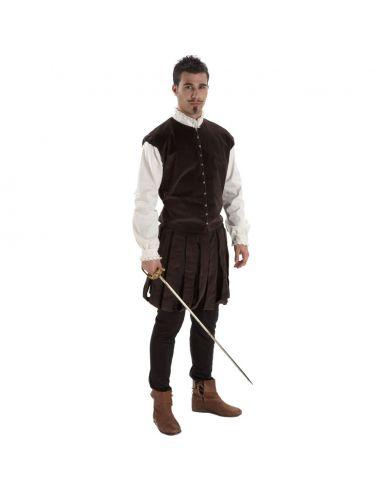 Disfraz de Hidalgo Medieval Tienda de disfraces online - venta disfraces