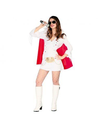 Disfraz de Reina del Rock Adulta Tienda de disfraces online - venta disfraces