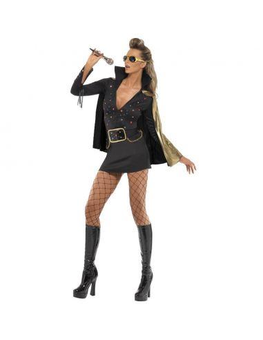 Disfraz Chica Elvis Sexy Tienda de disfraces online - venta disfraces