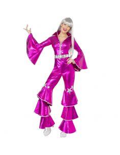 Disfraz Disco Dancing Dream Rosa Tienda de disfraces online - venta disfraces