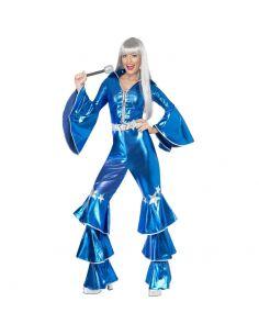 Disfraz Disco Dancing Dream Azul Tienda de disfraces online - venta disfraces