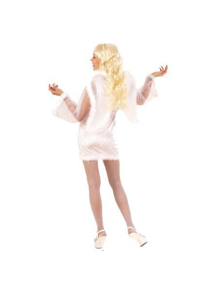 Disfraz de Ángel blanco Talla XL Tienda de disfraces online - venta disfraces