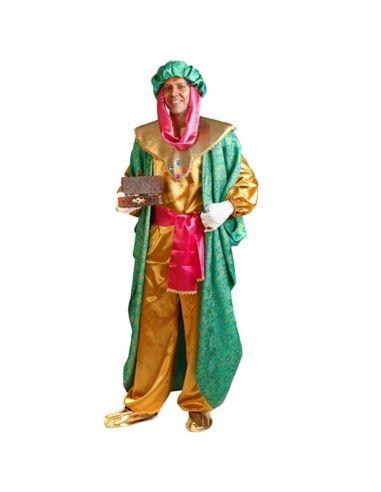 Disfraz de Rey Baltasar Tienda de disfraces online - venta disfraces