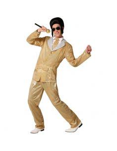 Disfraz Disco Dorado para hombre Tienda de disfraces online - venta disfraces