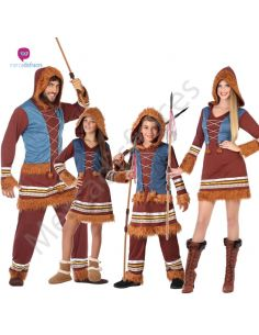 Disfraces para Grupos de Esquimales Tienda de disfraces online - venta disfraces