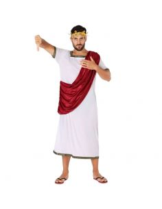 Disfraz Romano Blanco hombre Tienda de disfraces online - venta disfraces