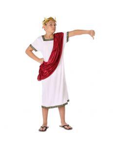 Disfraz Romano Blanco niño Tienda de disfraces online - venta disfraces