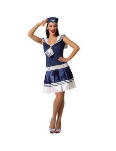 Disfraz Marinera Azul Tienda de disfraces online - venta disfraces