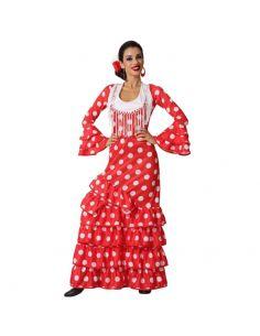 Disfraz Flamenca Rocio mujer Tienda de disfraces online - venta disfraces