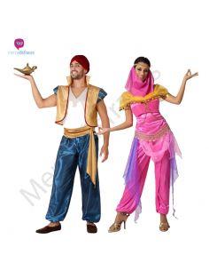 Disfraz Pareja Hindus