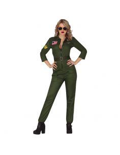 Disfraz de Piloto para chica Tienda de disfraces online - venta disfraces