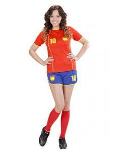 Disfraz de Jugadora Futbol Americano Tienda de disfraces online - venta disfraces
