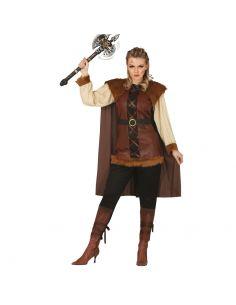 Disfraz Vikinga Nórdica mujer Tienda de disfraces online - venta disfraces